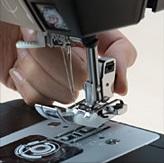 ジーンズが縫えるミシン